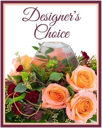 Designer's Choice from Blythe Flowers in Ottawa, IL