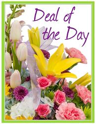 Deal of the Day from Blythe Flowers in Ottawa, IL
