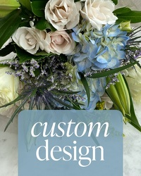 Custom Design from Blythe Flowers in Ottawa, IL