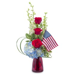 Patriot from Blythe Flowers in Ottawa, IL