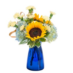Good Morning Sunshine from Blythe Flowers in Ottawa, IL